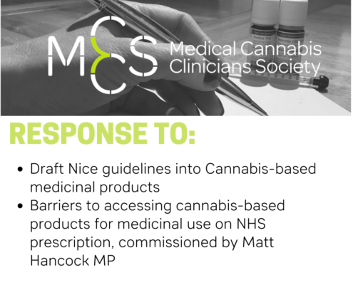 UK MCCS response to draft nice guidelines & NHS barriers to access review