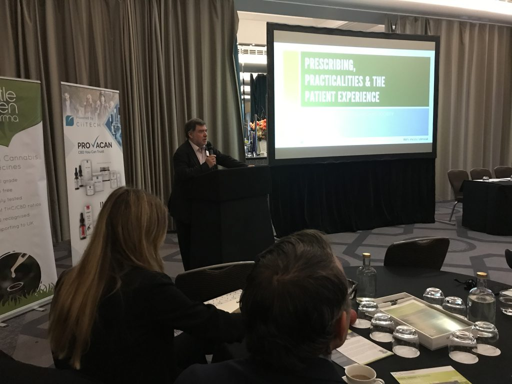 Doctors pledge to become medical cannabis prescribers at MCCS conference