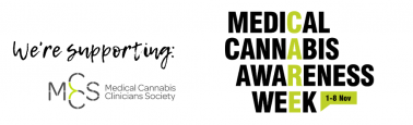 We're supporting Medical Cannabis Awareness Week 2020