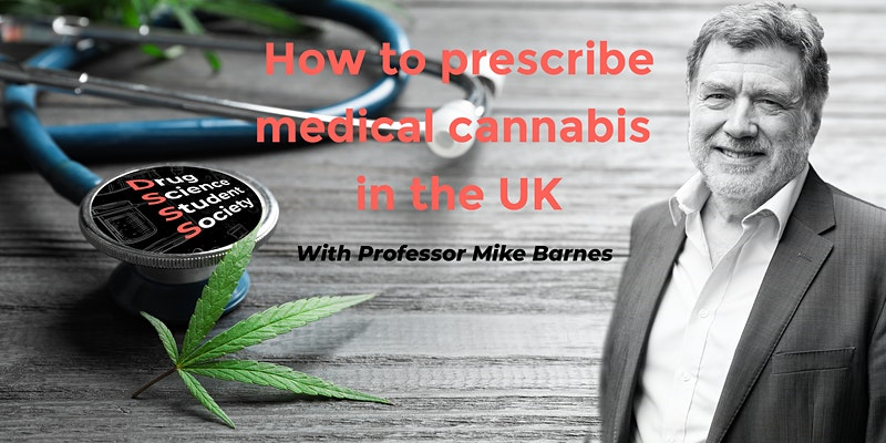 Webinar: How to prescribe medical cannabis in the UK