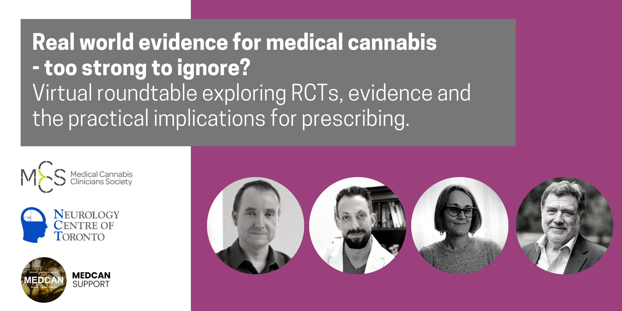 Real world evidence for medical cannabis – too strong to ignore?