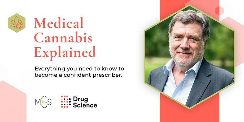 Medical Cannabis Explained: Become a confident prescriber – March